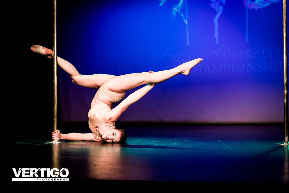 Pole Dancing Competitions – OR Why has my girlfriend gone crazy?