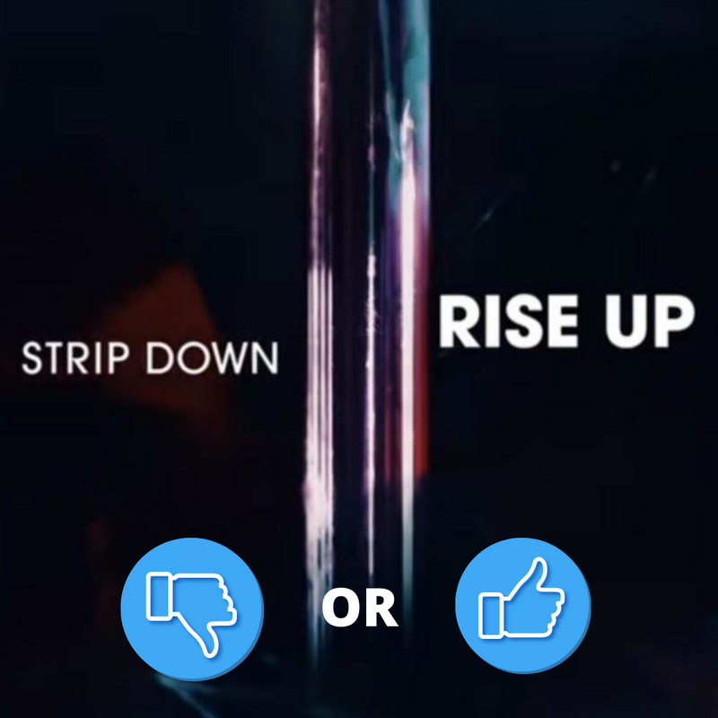 Strip Down, Rise Up pole dancing documentary