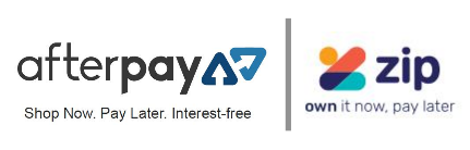 Afterpay & Zip Pay Logo