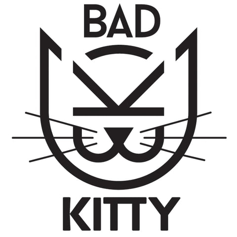Bad Kitty pole dance clothing brand logo