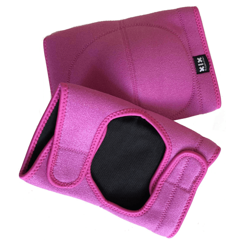Creatures of XIX pole dance knee pads pink