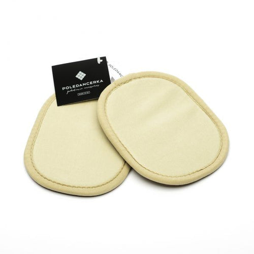 Removable Pad Inserts For Poledancerka Knee Pads© NUDE