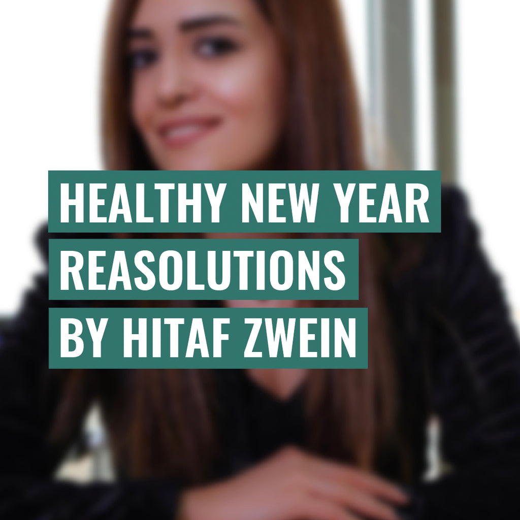 New Year Resolutions by Hitaf Zwein