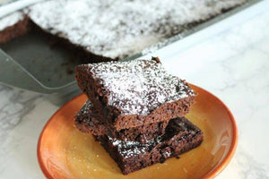 Gluten & Dairy Free Vegan Friendly Pumpkin Chocolate Cake