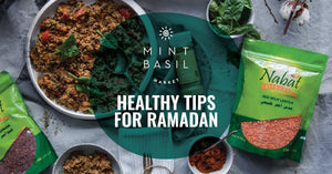 Healthy Tips For Ramadan