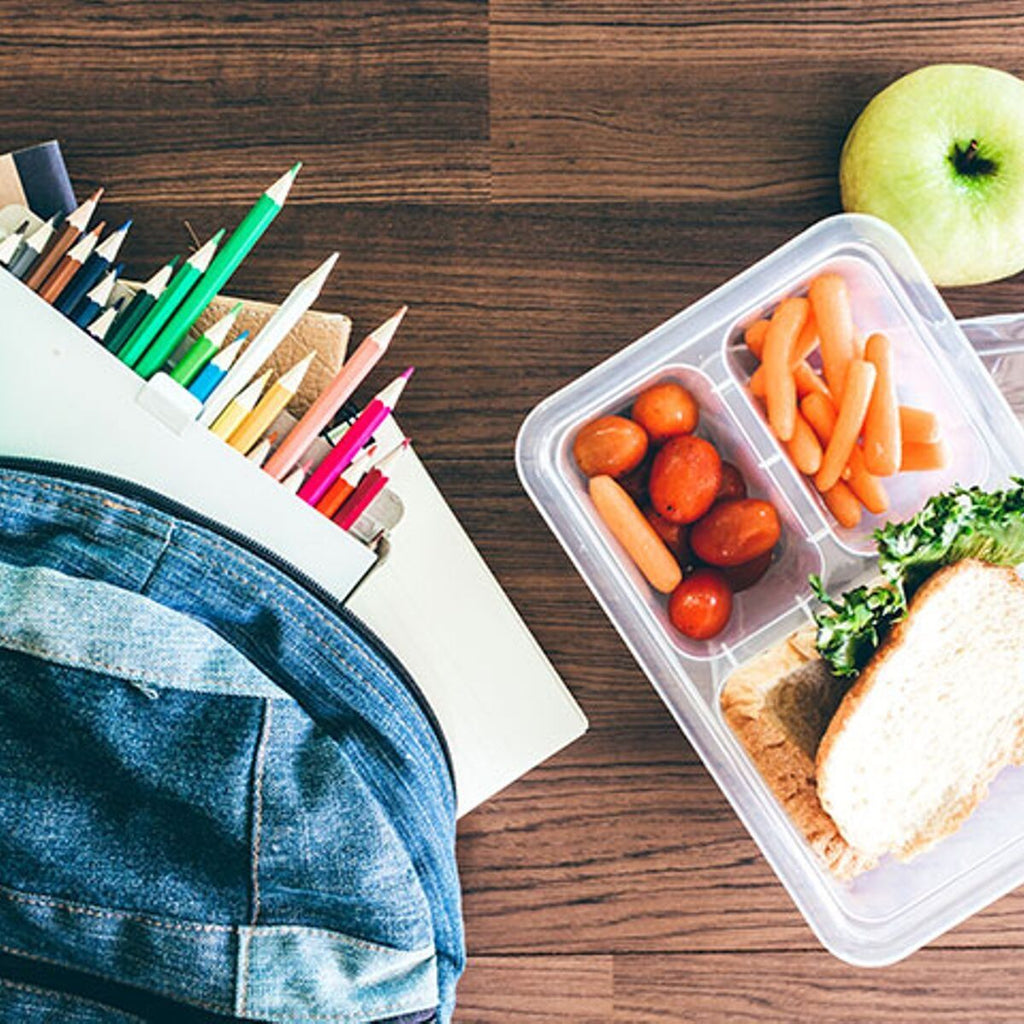 4 Healthy Tips To Make Back To School A Breeze
