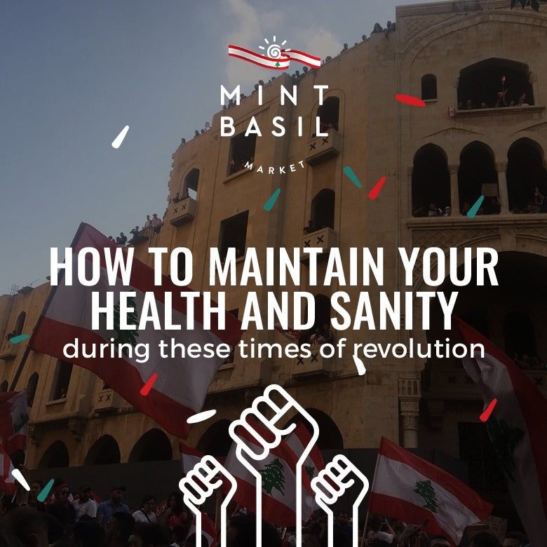 How To Maintain Your Health During Times Of Revolution