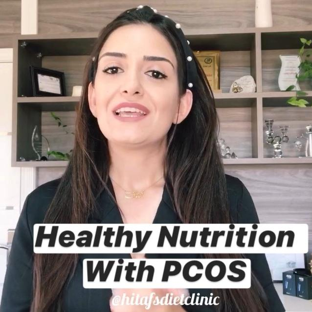 Healthy Nutrition with PCOS