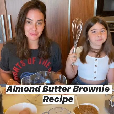 Almond Butter Brownie Recipe