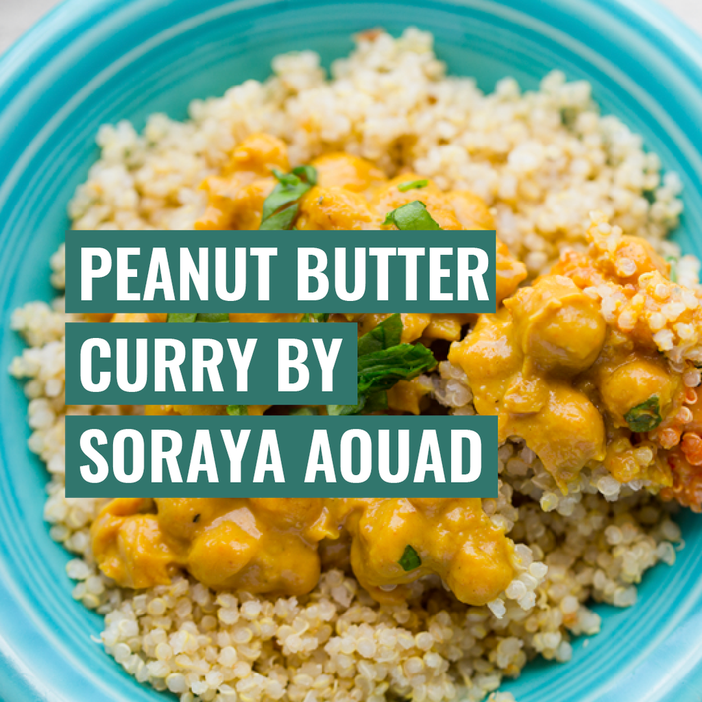 Peanut Butter Curry by Soraya Aouad