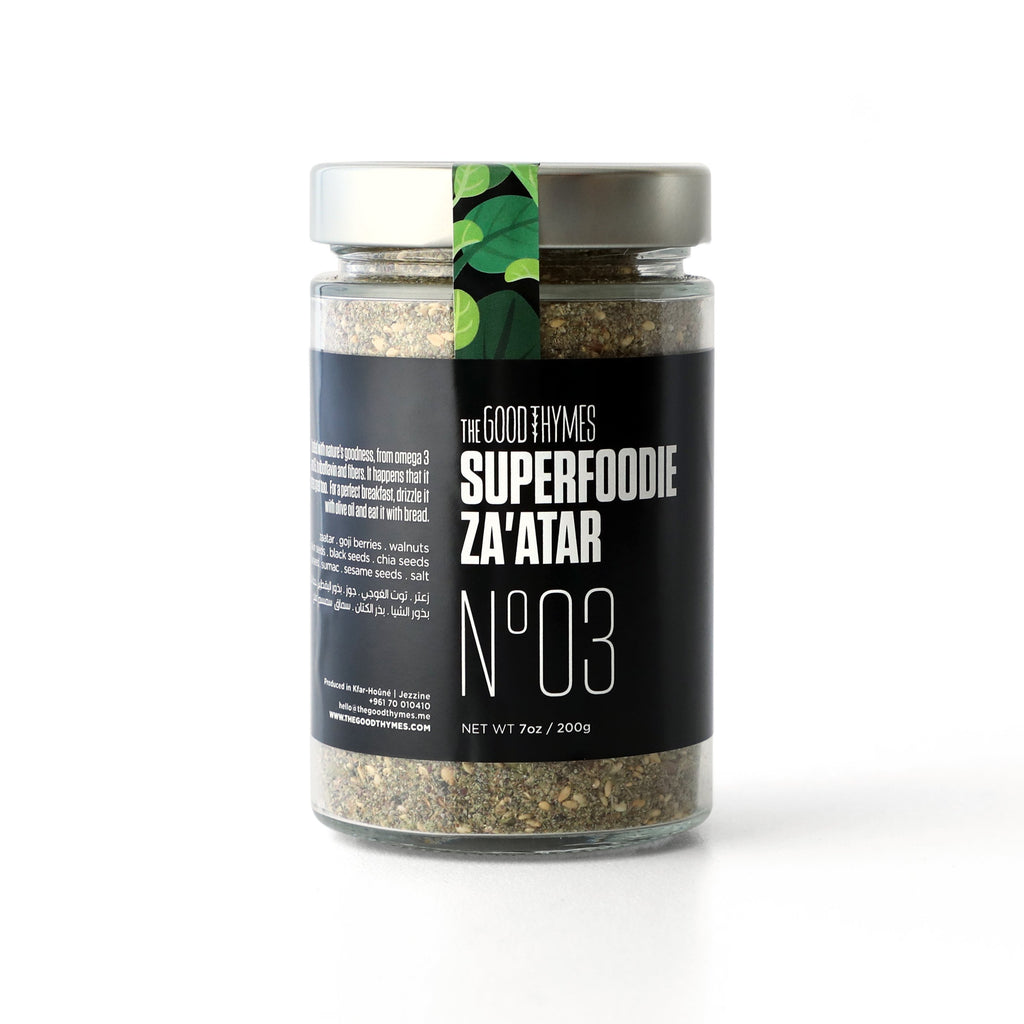 The Good Thymes SuperFoodie Mix