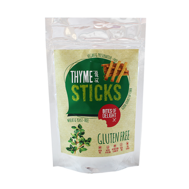 Bites of Delight Thyme Sticks