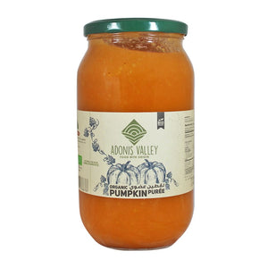 Adonis Valley Organic Pumpkin Puree