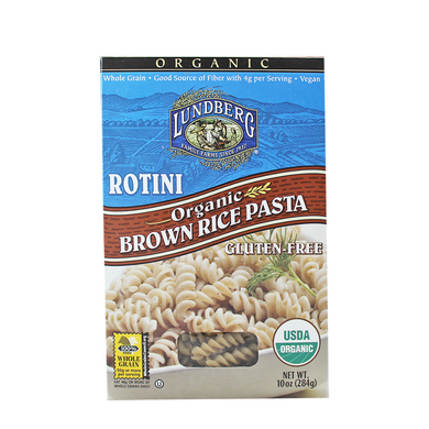 Lundbergh Brown Rice Pasta - Fusilli