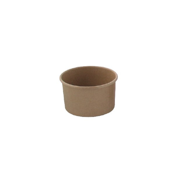 Nature's Party Brown Craft Paper Cup