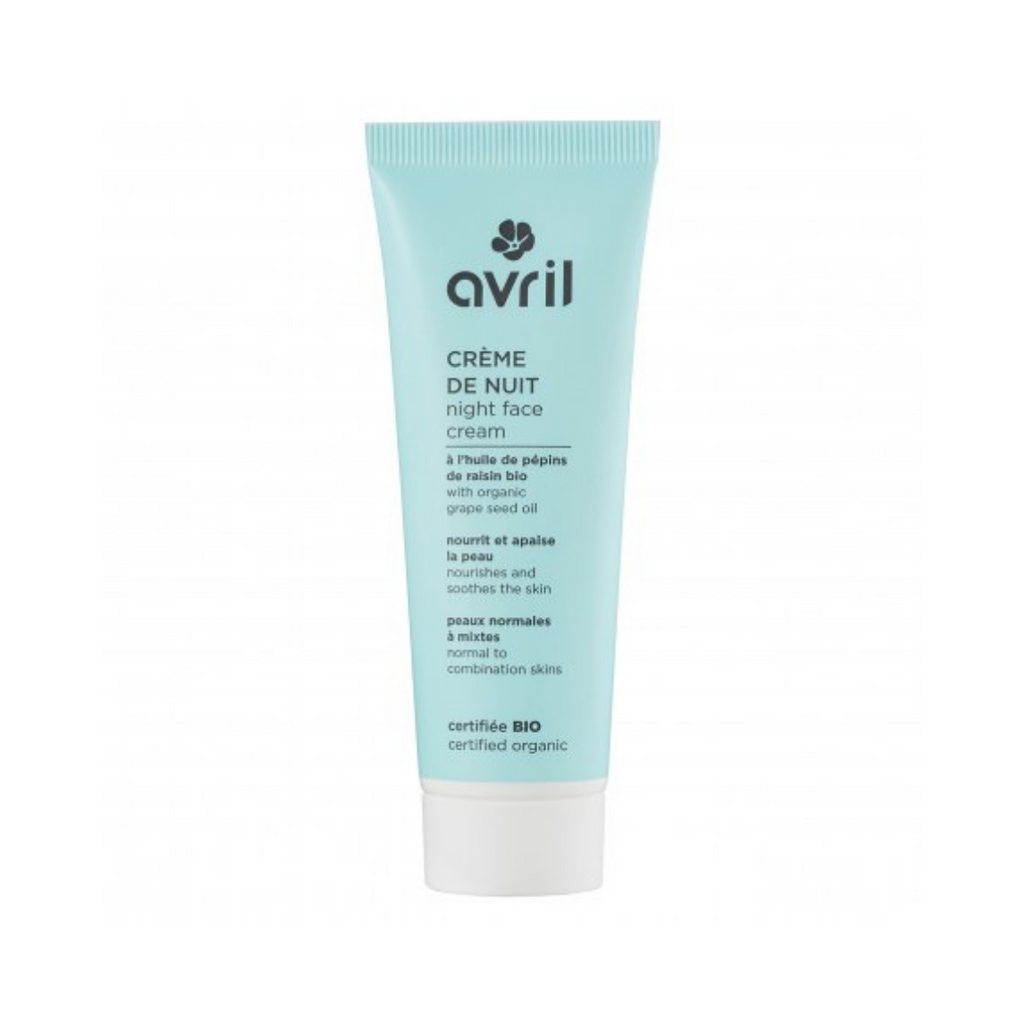 Avril Face Cream For Night Normal Skins (1689803489343)