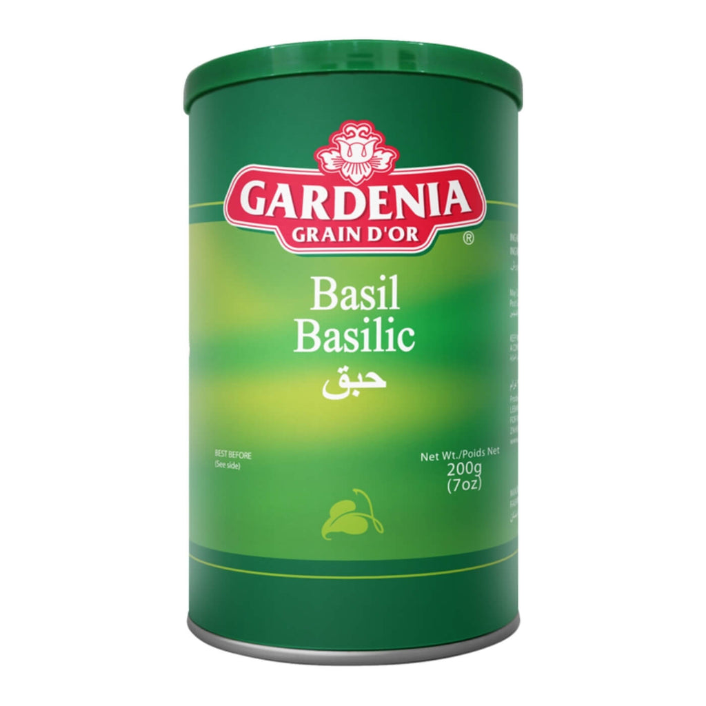 Gardenia Grain D'or Basil