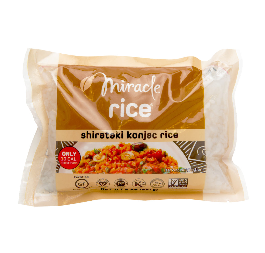 Miracle Rice - Shirataki Konjac Rice