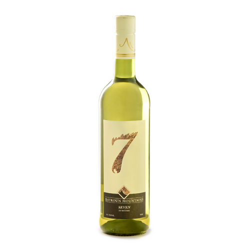 Batroun Mountains Seven White Wine