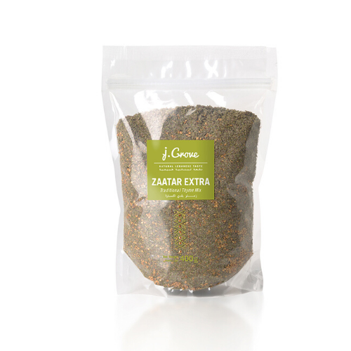 J Grove Zaatar Extra: Traditional Thyme Mix