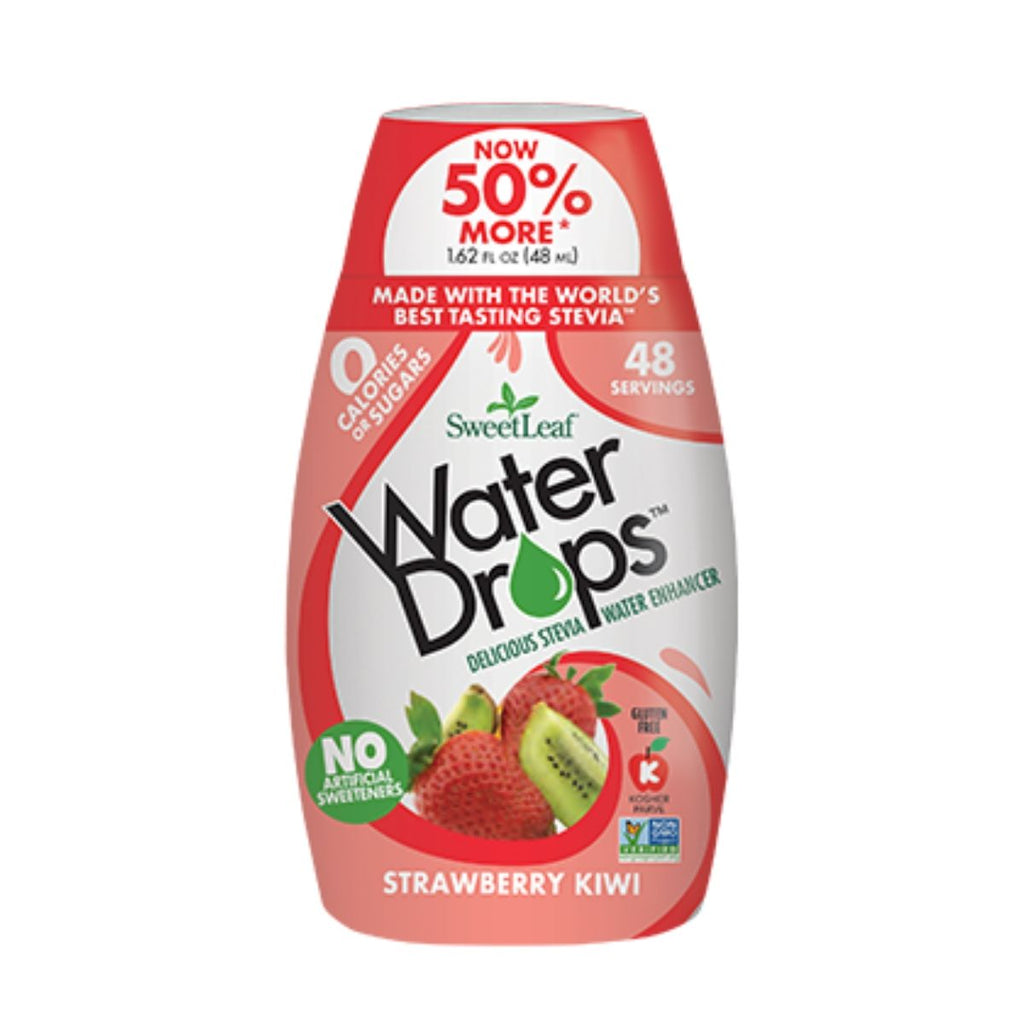 SweetLeaf Water Drops Strawberry Kiwi