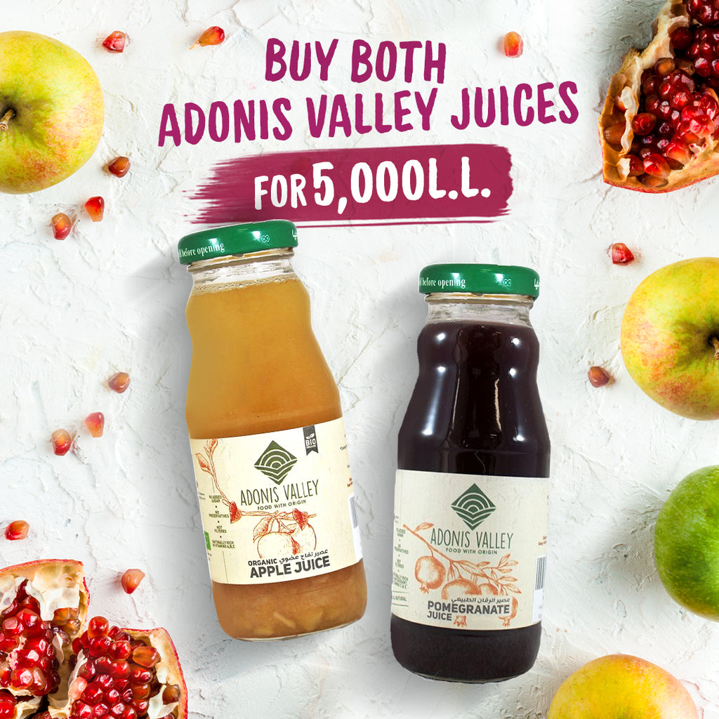 Adonis Valley Juice Bundle