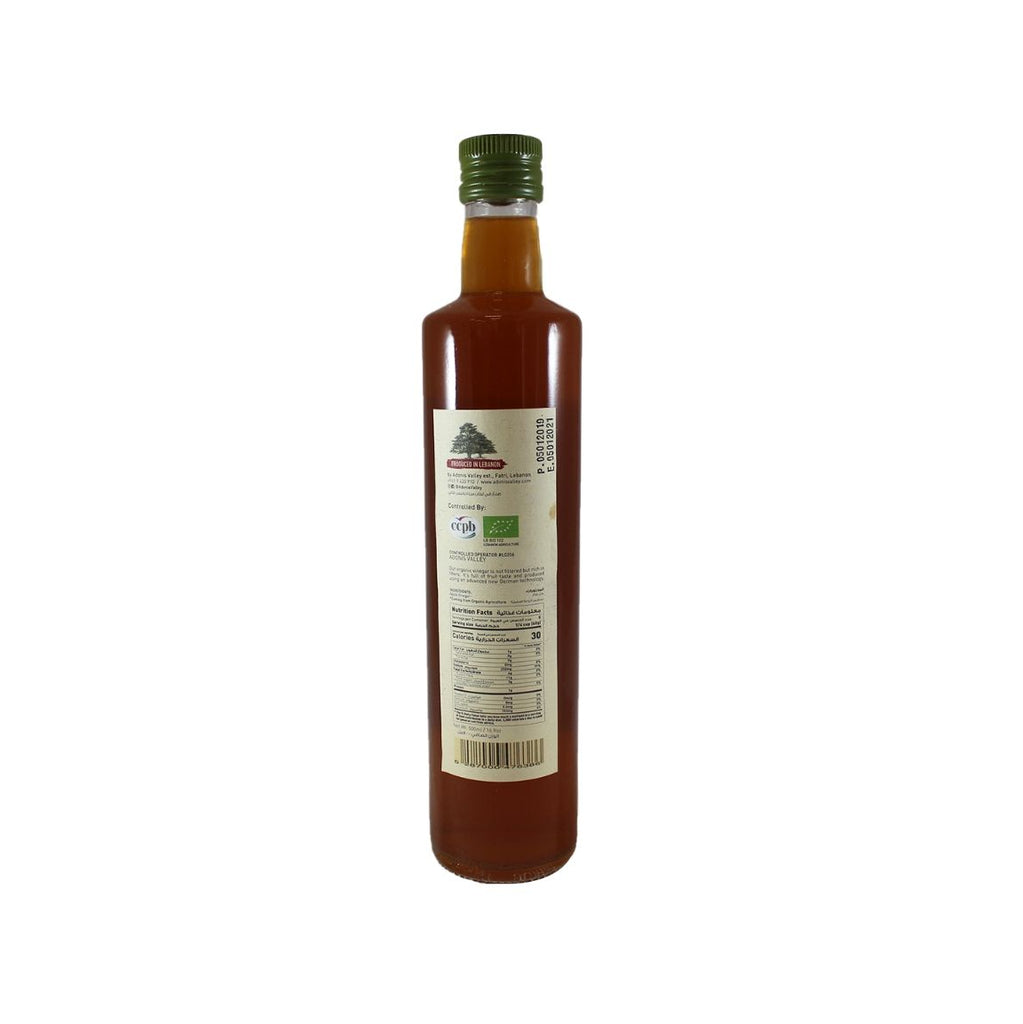 Adonis Valley Organic Apple Vinegar