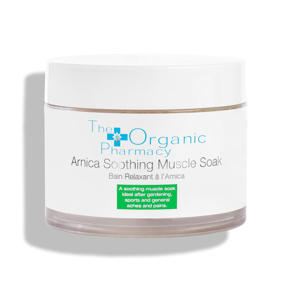 The Organic Pharmacy Arnica Soothing Muscle Soak