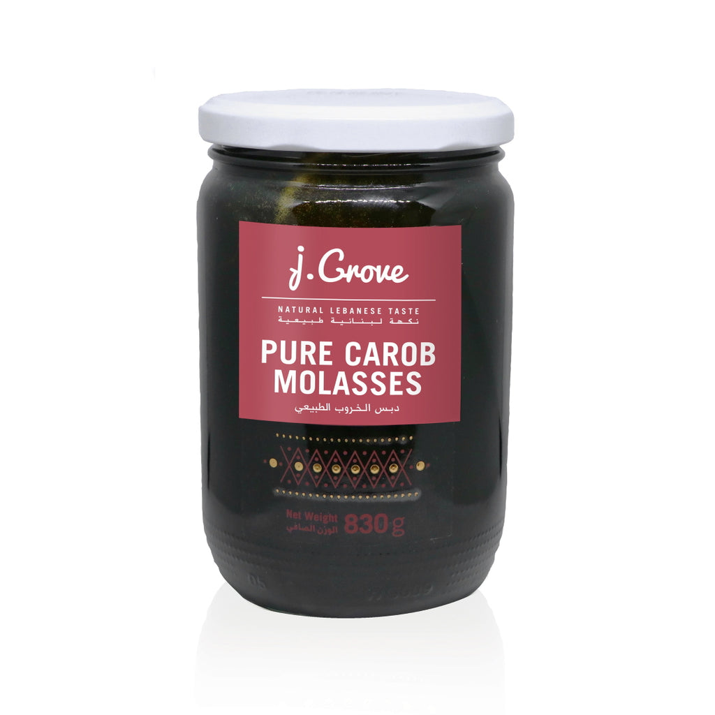 J Grove Pure Carob Molasses