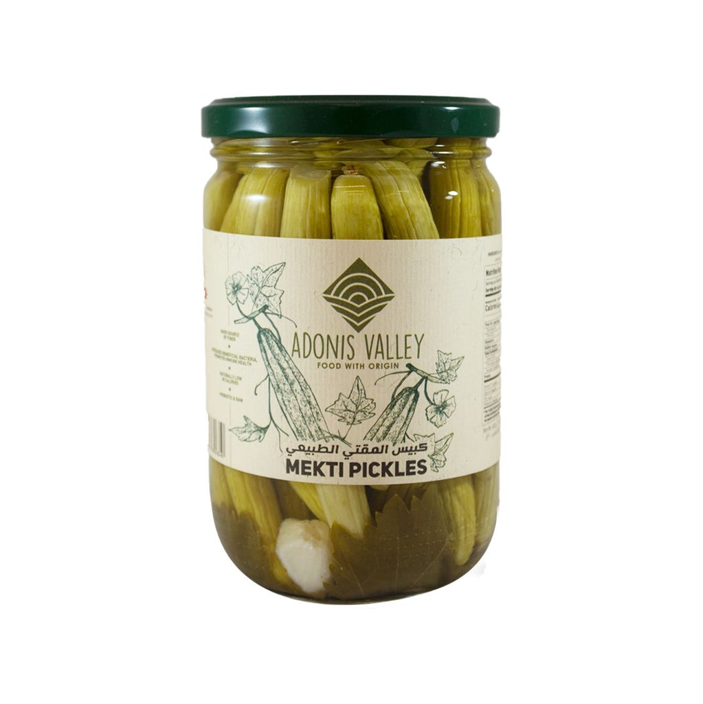 Adonis Valley Mekti Pickles
