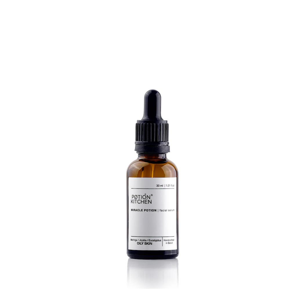 Potion Kitchen Miracle Potion Facial Serum for Oily Skin (753474011199)