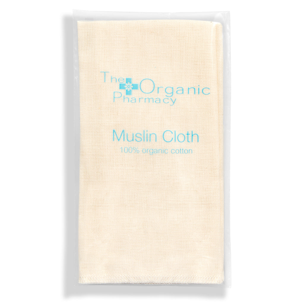 The Organic Pharmacy Organic Muslin Cloth