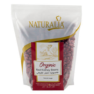 Naturalia Organic Red Kidney Beans