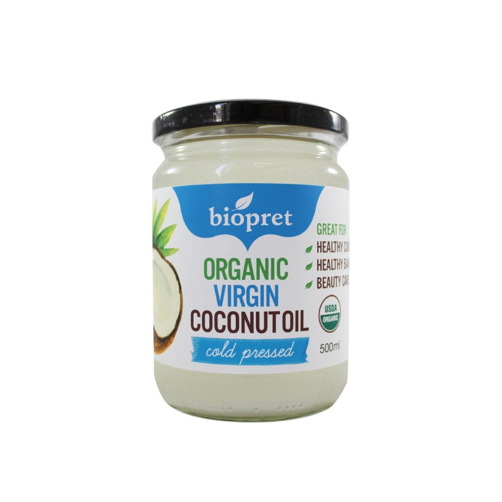 Biopret Organic Virgin Coconut Oil (178533728269)