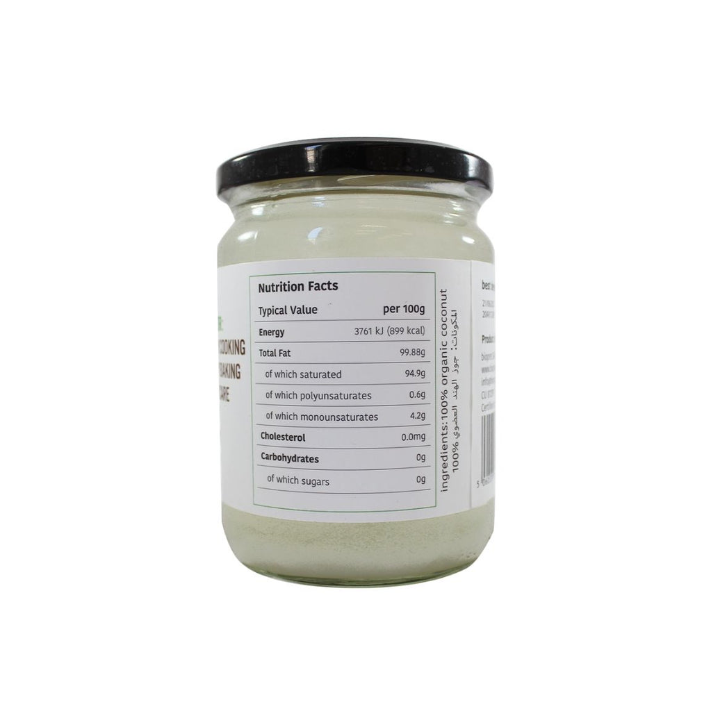 Biopret Organic Virgin Coconut Oil