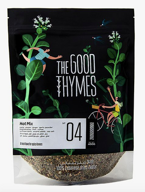 The Good Thymes Hot Mix