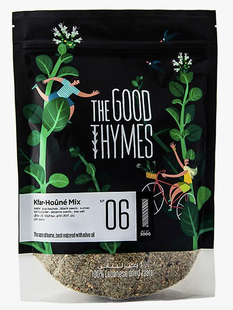 The Good Thymes Kfar-Houne Mix (241879449613)