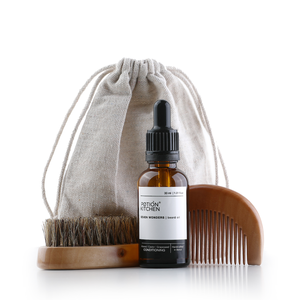 Potion Kitchen Seven Wonders Kit Beard Care (749865959487)