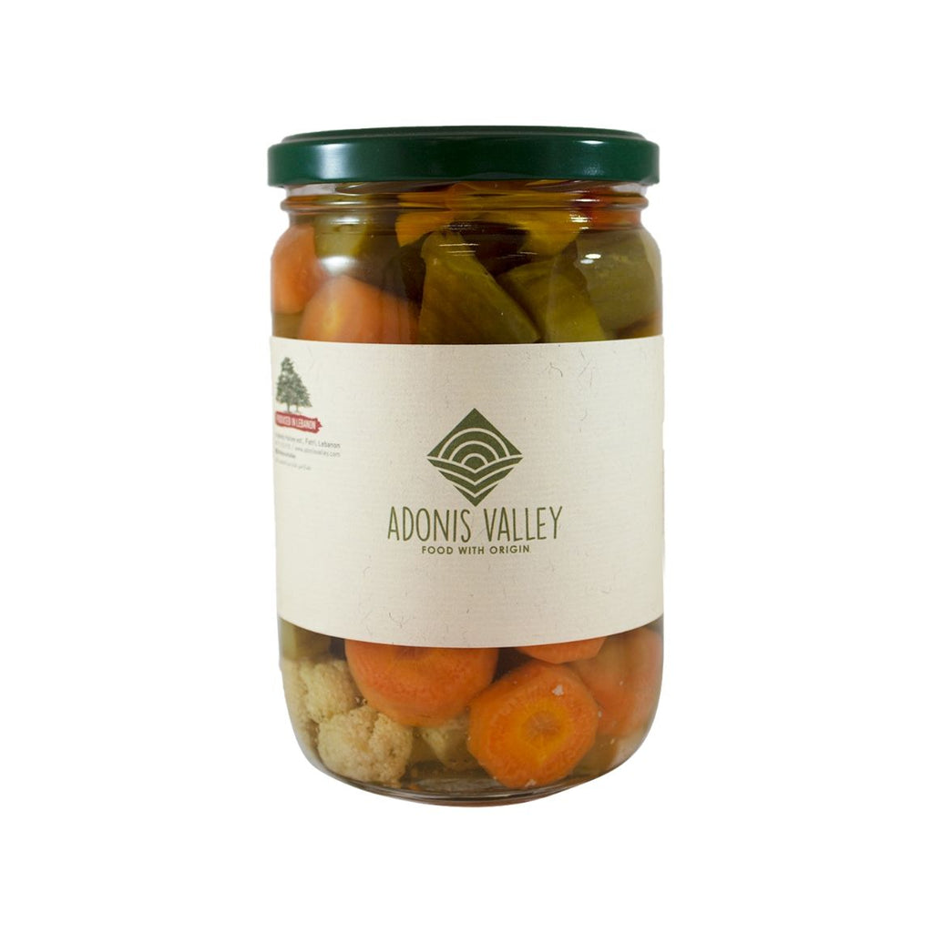 Adonis Valley Cocktail Pickles