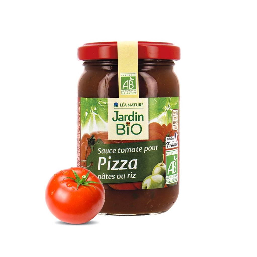 Jardin Bio Tomato Sauce for Pizza, Pasta and Rice. (1945472761919)
