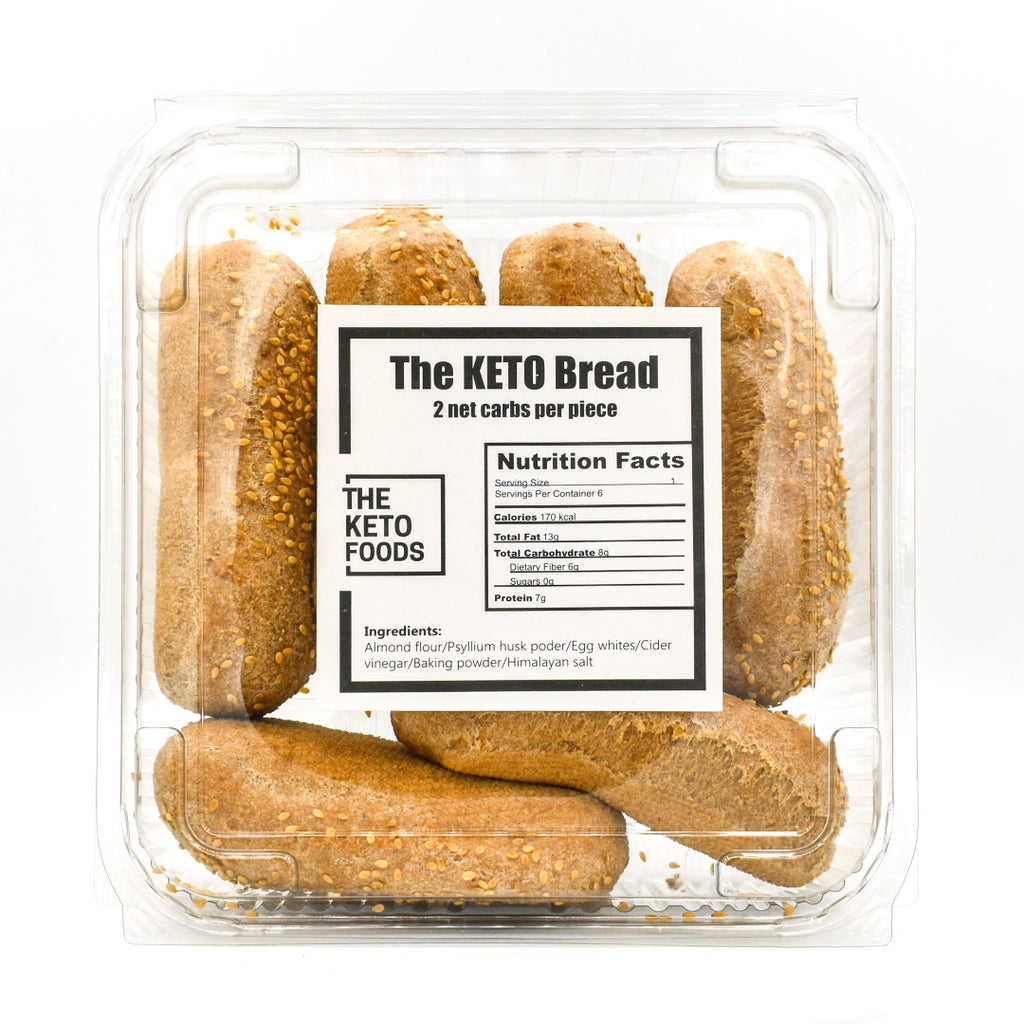 The Keto Foods Keto Bread