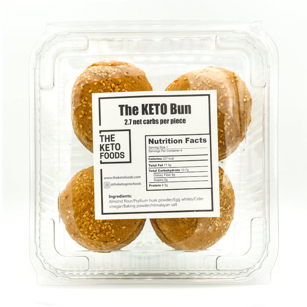 The Keto Foods Keto Bun