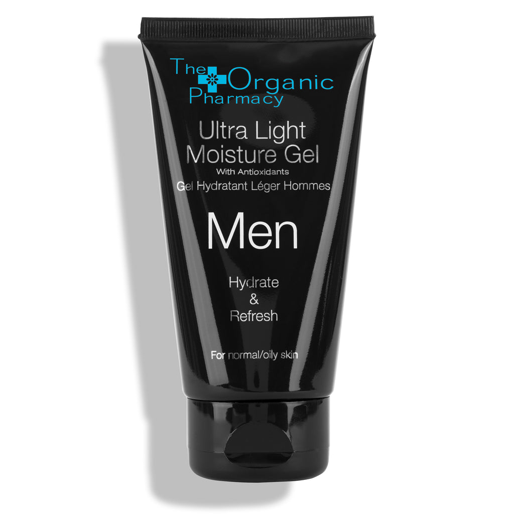The Organic Pharmacy Men Ultra Light Moisture Gel
