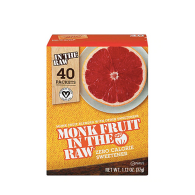In The Raw Monk Fruit