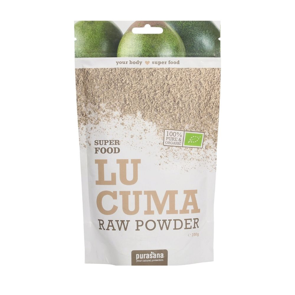 Purasana Superfood Lucuma Raw Powder