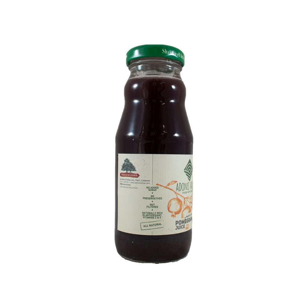 Adonis Valley Pomegranate Juice