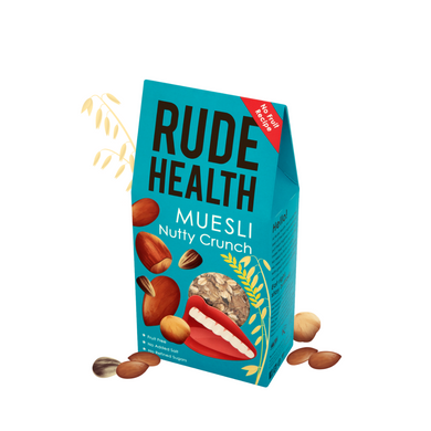 Rude Health Nutty Crunch Muesli