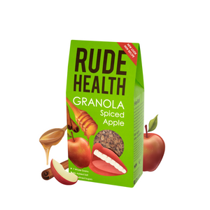 Rude Health Spiced Apple Granola