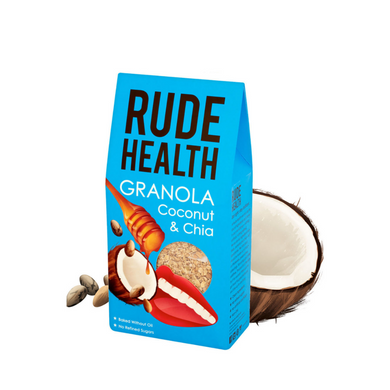 Rude Health Coconut & Chia Granola