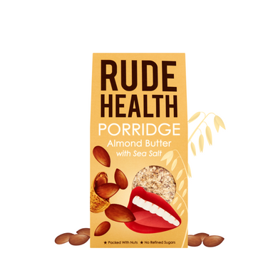 Rude Health Almond and Sea Salt Porridge